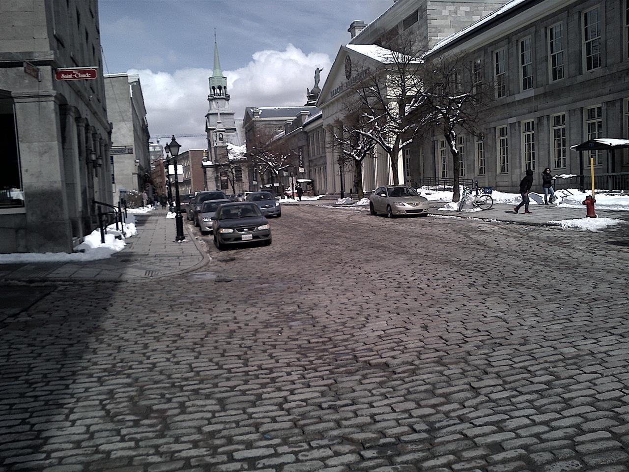 Montreals Altstadt