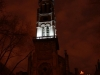 Kirchenaunahme bei Nacht