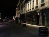 Montreals Altstadt bei Nacht